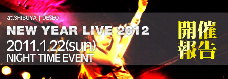 NEW YEAR LIVE 2012